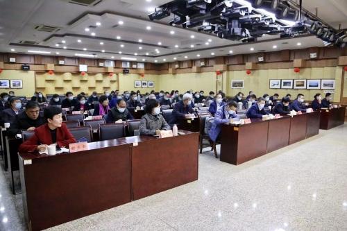 2021年全省普通高校考试招生工作会议召开
